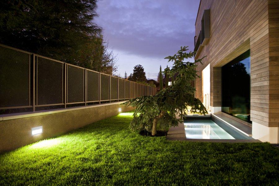 Illuminazione studio tecnico pavoni - Illuminazione ingresso casa ...